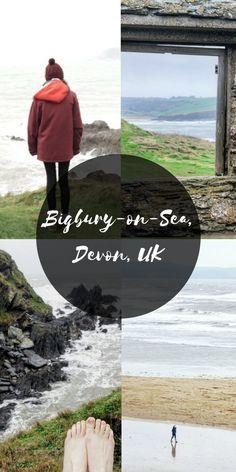 bigbury on sea devon uk