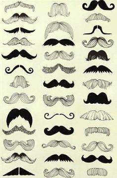 Movember - Beards are Back  #Black15in1
