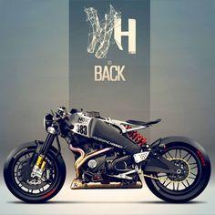 Buell XB12S holográfica martillo Más bicicletas aquí.
