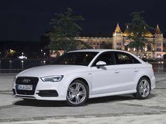 Stunning and Impressive Design of Audi A3 Sedan