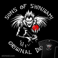 Sons of Shinigami