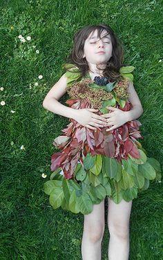 robe végétale Les Ateliers de Oranne