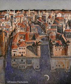 italo calvino invisible cities valdrada - Google Search