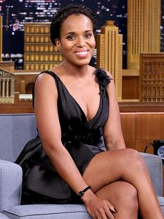 Kerry Washington Ignored How Hollywood Wanted Her to Look: 'I Didn't Really Conform'