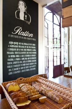 Ratton bakery by S3 ARQUITECTOS & Bernardo Daupiás Alves, Lisbon store design