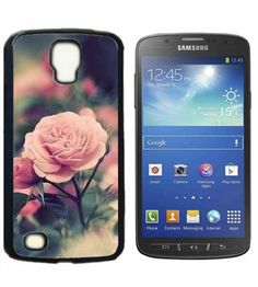 Rose Red Pink Flower Hard Plastic and Aluminum Back Case for Samsung Galaxy S4 Active I9295 With 3 Pieces Screen Protectors S4 Active I9295 caseshop,http://www.amazon.com/dp/B00FSREYF2/ref=cm_sw_r_pi_dp_ILprtb1H2W8A20BA