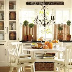 1000 images about home decor ideas on pinterest front for Cute country kitchen ideas