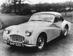 Triumph TR 3 - 1955