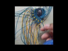 Collar en Macrame facil y sencillo de realizar. - YouTube