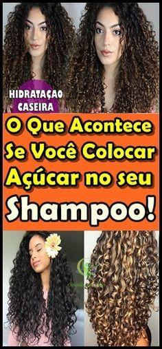 #açucarfazocabelocrescer #açucarnocabeloserveparaque #açucarnocondicionador #comousaraçucarnoshampoo #esfoliaçãocapilarcomaçucareshampoo #melhormarcashampooprofissional #melhoresshampoosdomundo #melhoresshampoosnacionais #misturaraçucarnoshampoo #shampoocomaçucarparacabelo #shampoocomaçucarparaorosto #shampooecondicionador Face E, Rapunzel, My Hair, Beauty Hacks, Hair Styles, Tips, Dry Hair, Natural Afro Hairstyles, Glossy Hair