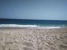 #pelion #beach of Chorefto #summer #2018