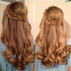 Princess Braided Hair