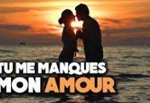 Sms Damour Pour Dire Tu Me Manque Pour Lui Message Tu Me