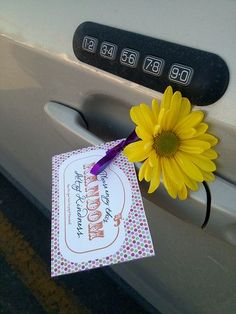 30 Random Acts of Kindness in 30 Days - and then some! - Will Cook For Friends