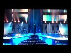 NKOTB & Backstreet Boys @ The 2010 AMA's