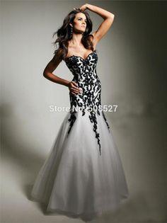 Grey tul dress