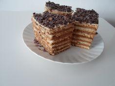 Tort Dobos Tiramisu, Caramel, Ethnic Recipes, Salt Water Taffy, Toffee, Tiramisu Cake, Fudge