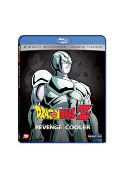 Dragon Ball Z: Return of the Cooler / Cooler's Revenge (Double Feature) [Blu-ray]. http://amzn.to/2hLVLcY