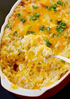 Only a picture. Ham-and-cheese-baked-rice-casserole, Arroz-de-forno-misto Rice Cake Recipes, Cheese Recipes, Pork Recipes, Casserole Recipes, Cooking Recipes, Recipes With Ham, Easy Cooking, Free Recipes, Keto Recipes