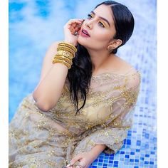 12 Silk Dresses Design You Should Try If You Love Ethnic Fashion Hollywood Actress Name List, Hollywood Girls, Hollywood Heroines, Hollywood Actresses, Bollywood Bikini, Bollywood Photos, Bollywood Actress Hot, Actress Pics, Tamil Actress Photos