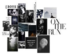RUN by phoenix-anastasia on Polyvore featuring Kunst