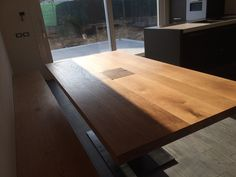 table and banch made by La Corte d'inverno
