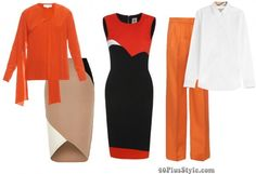How to wear orange? 7 color combinations to get you started this coming season! How to wear orange? 7 color combinations to get you started this coming season! Orange Outfits, Colourful Outfits, Business Travel Outfits, Orange Shirt, Fashion Capsule, Curvy Plus Size, Polished Look, Color Combinations, What To Wear