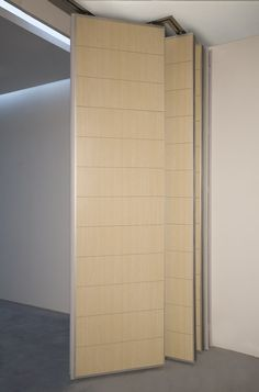 Solid Panel Movable Partition