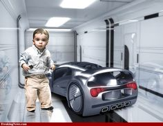 future or not ? mini cars for kids