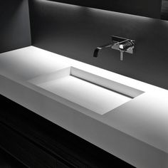 My Slot Benchtop by Antonio Lupi from Pure Interiors