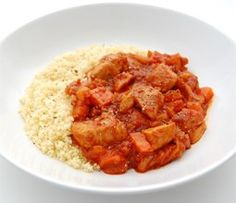 Moroccan Chicken Tagine - The Resourceful Cook