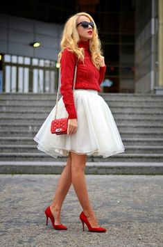 45 Chic Christmas Party Outfit Ideas 2016 | Christmas Party Outfit Ideas | Party Outfit Ideas | Fenzyme.com