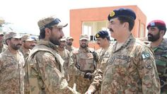 Zarb e azb is a joint military Operation conducted by the Pakistan Armed Forces against various militant groups like Tehrik-i-Taliban and much more. http://topstars.com.pk/new-short-film-released-by-ispr-on-zarb-e-azb/