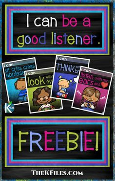 A Back To School Freebie For You Kindergarten Classroom Behavior, Primary Classroom, Kindergarten Classroom, Future Classroom, Classroom Environment, Classroom Expectations, Seasonal Classrooms, Classroom Procedures, Montessori Elementary