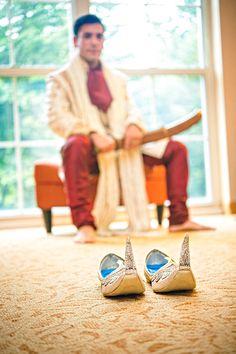 Groom Shoes Hindu Wedding