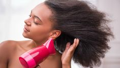 how-to-blow-dry-kinky-textured-hair