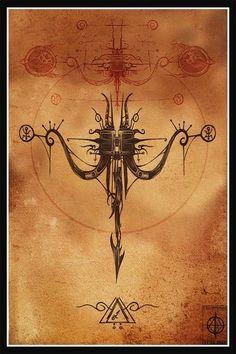 sagittarius by *chib on deviantart