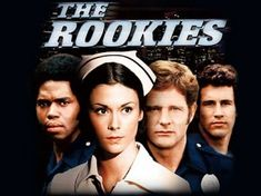 The Rookies aired on ABC from 1972 until 1976.