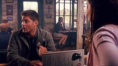 Dean Winchester Supernatural GIFs   POPSUGAR Celebrity