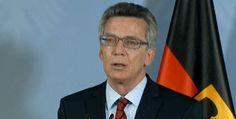 "(PDF) Innenminister Thomas de Maiziere lässt ""privaten"" Terror verbieten"