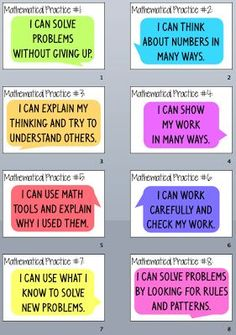Bulletin Board idea: Everybody is a Genius: Kid Friendly Mathematical Practices… – Education Posters Mathematical Practices Posters, Mathematical Mindset, Standards For Mathematical Practice, Math Classroom Decorations, Classroom Ideas, Classroom Procedures, Math Bulletin Boards, Interactive Student Notebooks, Math Talk