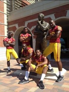2013 USC Trojans!!! We support these guys 100%!!!!! FIGHT ON!!!!!