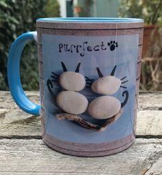 Pebble Art Printed Mugs