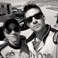 James and Nathan Kress!!!