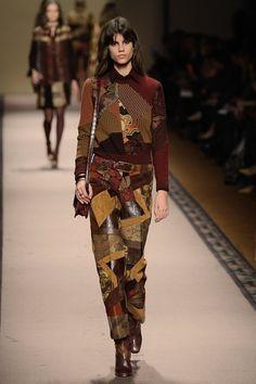 Pin for Later: Die 12 größten Mode-Trends in diesem Herbst  Etro Herbst/Winter…