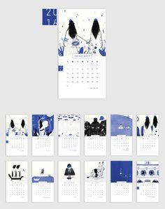 Showcase and discover creative work on the world's leading online platform for creative industries. Web Design, Layout Design, Creative Calendar, Kids Calendar, 2021 Calendar, Graphic Design Magazine, Magazine Design, Branding, Kalender Design