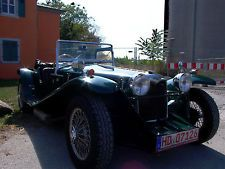 Vincent MPH Riley inspired special Pre War classic Vintage Veteran Sports car
