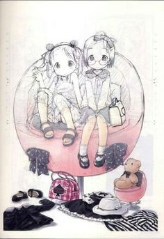 Pink Soft, Jealous, Cool Drawings, Marshmallow, Strawberries, Illustration Art, Sketch, Craft Ideas, Poses