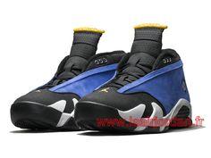 Air Jordan 14 Retro Low Chaussures NIke Jordan 2016 Pour Homme Laney Holiday 807511-405