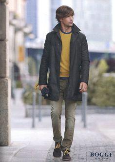Men's casual style | Lucas Marcos